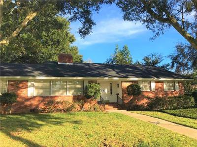 Winter Haven Single Family Home For Sale: 306 Collier Drive