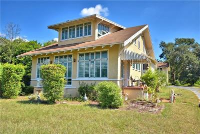 Lake Alfred Single Family Home For Sale: 350 S Carolina Avenue