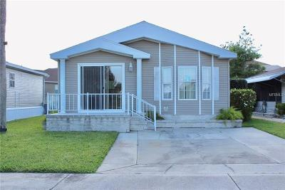 Winter Haven Mobile/Manufactured For Sale: 9705 Lake Bess Road #1019