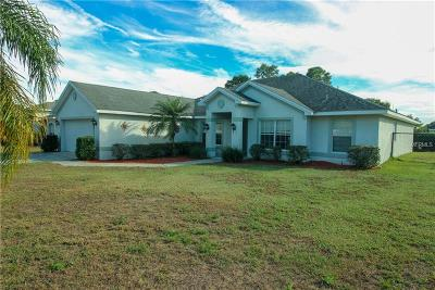 Auburndale Single Family Home For Sale: 125 Alexander Estates Drive