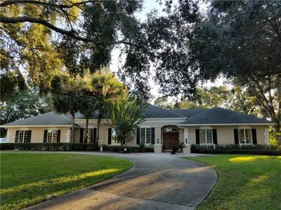 Winter Haven Single Family Home For Sale: 44 Lake Eloise Court