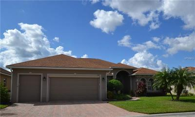 Winter Haven Single Family Home For Sale: 5216 Pebble Beach Boulevard