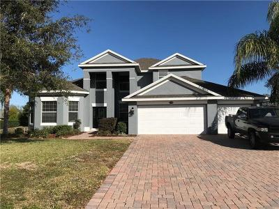 Winter Haven Single Family Home For Sale: 1940 Eloise Cove Drive