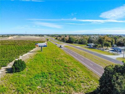 Haines City Residential Lots & Land For Sale: Us Hwy 17 92 W