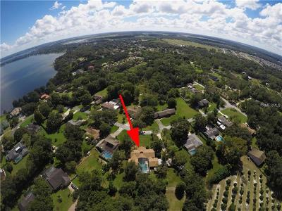 Winter Haven Single Family Home For Sale: 3805 Gaines Drive