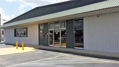 Winter Haven Commercial For Sale: 500 Avenue T NW