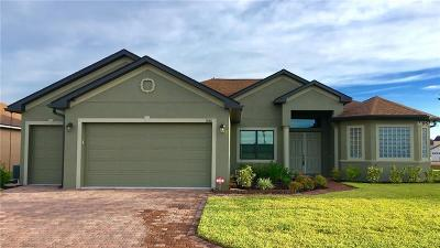 Winter Haven Single Family Home For Sale: 1036 Sawgrass Drive