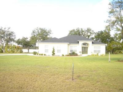 Winter Haven Single Family Home For Sale
