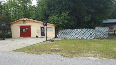 Winter Haven Commercial For Sale: 2510 Avenue E SW