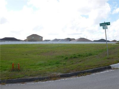 Winter Haven Residential Lots & Land For Sale: Recker Highway
