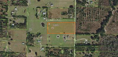 Polk City Residential Lots & Land For Sale: Angus Road