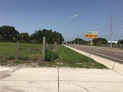 Lakeland Residential Lots & Land For Sale: Odom Lane