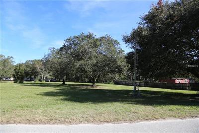 Winter Haven Residential Lots & Land For Sale: 0 Avenue A E