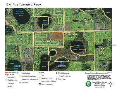 Winter Haven Commercial For Sale: 0 Thompson Nursery Road