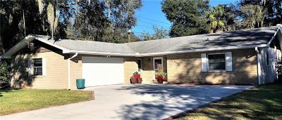 Lakeland Single Family Home For Sale: 5545 Harbor Drive