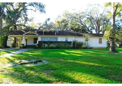 Bartow Single Family Home For Sale: 715 Lyle Parkway