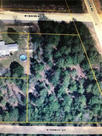 Walton County Residential Lots & Land For Sale: Lots 6, 11 & 12
