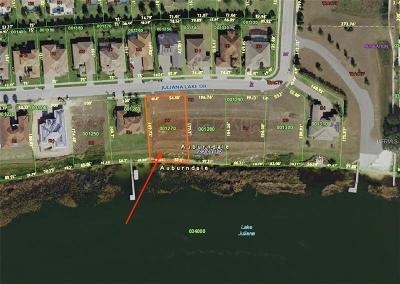 Auburndale Residential Lots & Land For Sale: 4091 Juliana Lake Drive