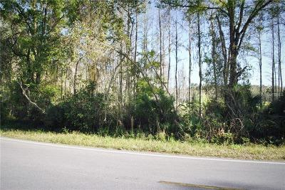 Polk City Residential Lots & Land For Sale: Poyner Road