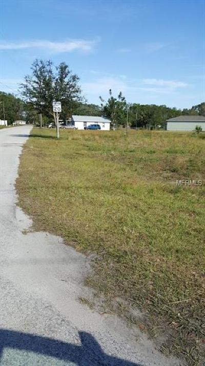 Winter Haven Residential Lots & Land For Sale: Knollwood Drive