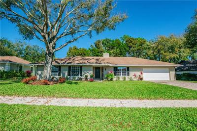 Winter Haven Single Family Home For Sale: 2103 Edgewater Circle