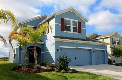 Riverview Single Family Home For Sale: 11911 Greenchop Place
