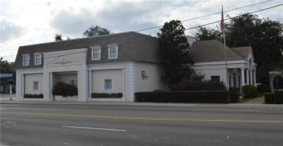Winter Haven Commercial For Sale: 99 6th Street SW