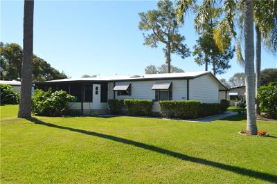 Winter Haven Mobile/Manufactured For Sale: 6043 Grand Oaks Drive SE