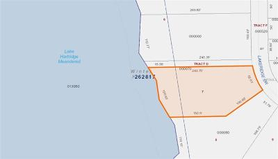 Winter Haven Residential Lots & Land For Sale: 0 Lakeridge Drive