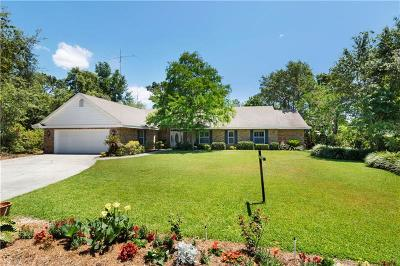 Haines City Single Family Home For Sale: 3538 Pine Tree Loop