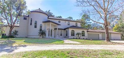 Winter Springs Single Family Home For Sale: 135 E Bahama Road