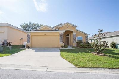 Winter Haven Single Family Home For Sale: 2079 Lakeridge Drive