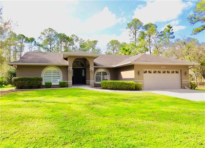 Polk County Single Family Home For Sale: 6901 Conley Drive