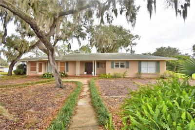 Polk City Single Family Home For Sale: 5425 Duey Road