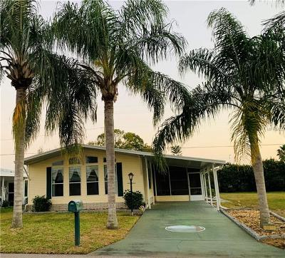 Winter Haven Mobile/Manufactured For Sale: 6070 Southern Oaks Dr SE