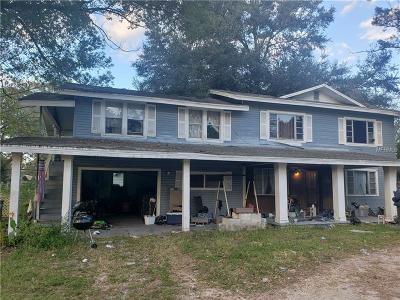 Lakeland Single Family Home For Sale: 2921 Crutchfield Road