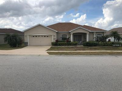 Winter Haven Single Family Home For Sale: 4914 Mandolin Court