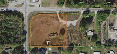 Auburndale Residential Lots & Land For Sale: 2547 Old Dixie Highway