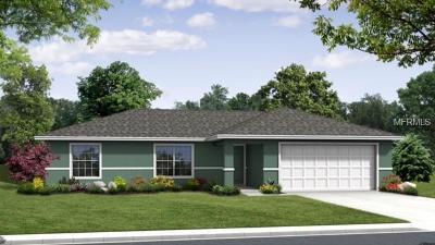 Auburndale Single Family Home For Sale: 122 Seville Road
