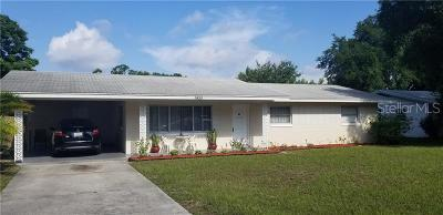 Winter Haven Single Family Home For Sale: 1455 10th Court NE