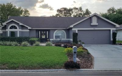 Winter Haven Single Family Home For Sale: 518 Little Lake Court