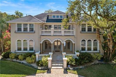 Longboat Key, Auburndale, Lakeland, Winter Haven Single Family Home For Sale: 1665 Blue Heron Lane