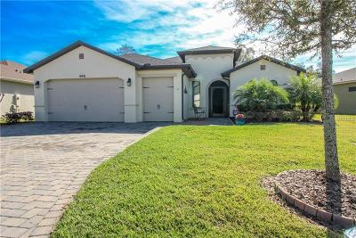Clermont, Davenport, Haines City, Winter Haven, Kissimmee, Poinciana Single Family Home For Sale: 406 Fountain Valley Lane