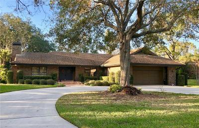 Winter Haven Single Family Home For Sale: 112 Woden Way