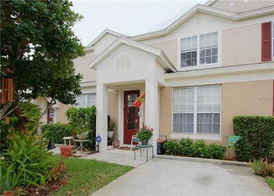 Kissimmee Townhouse For Sale: 2338 Silver Palm Drive