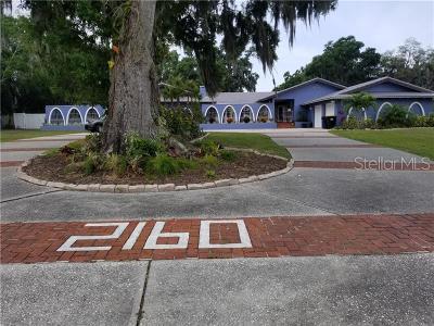 Auburndale Single Family Home For Sale: 2160 Lake Ariana Boulevard