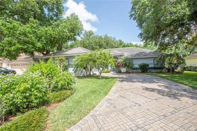Winter Haven Single Family Home For Sale: 118 Lake Region Circle
