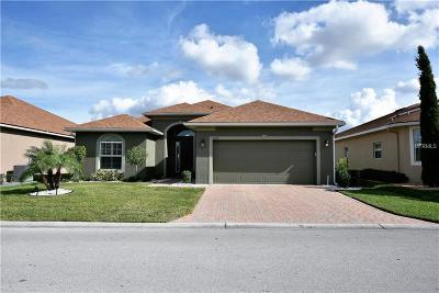 Winter Haven Single Family Home For Sale: 5229 Pebble Beach Boulevard
