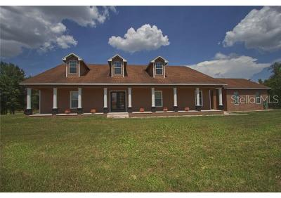 Winter Haven Single Family Home For Sale: 1611 Crump Road