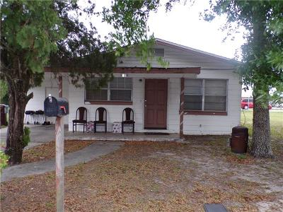 Haines City Single Family Home For Sale: 1205 Avenue I